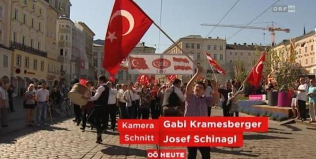 1. Mai-Aufmarsch der SPÖ in Linz 2012?
