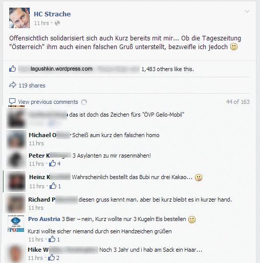 """Assoziationen mit """"Drei"""". Hihi und facepalm"""